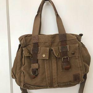 Other - Canvas Artist Messenger Bag